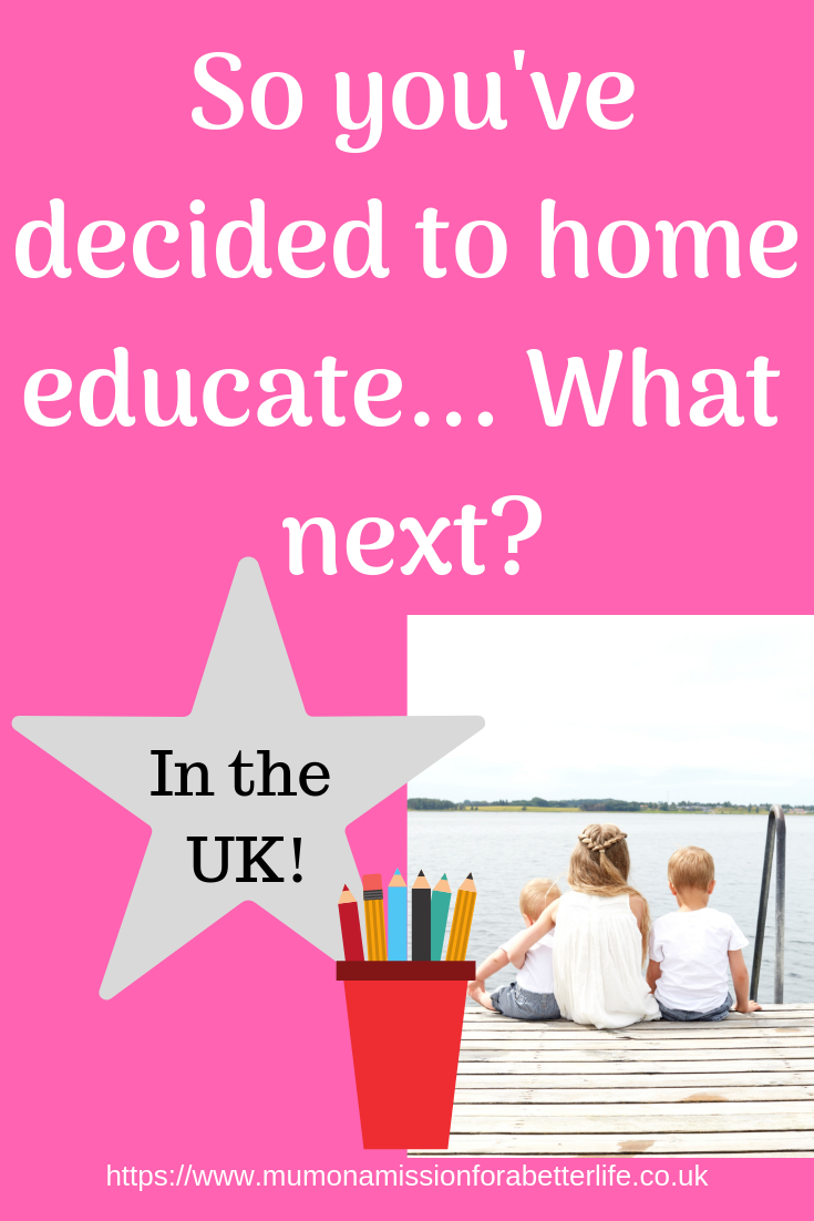 Uk home education information