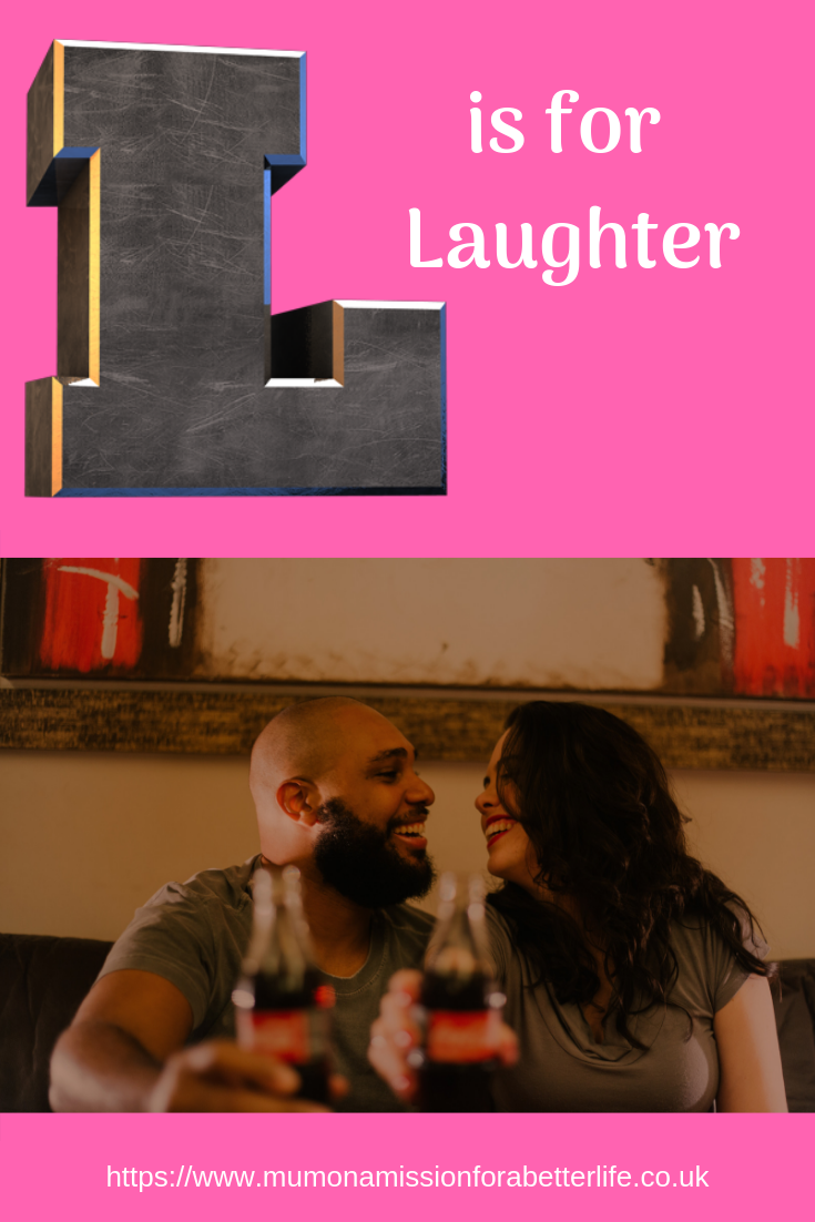 laughter, relationship advice
