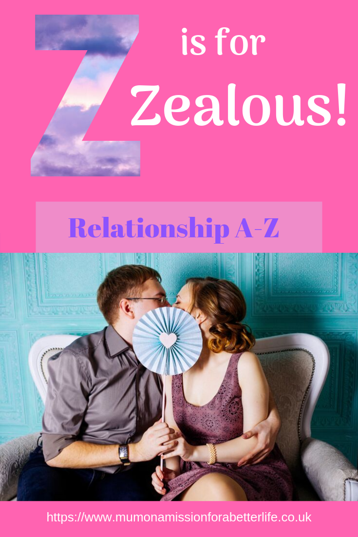 Couple kissing behind a paper fan - passionate - zealous