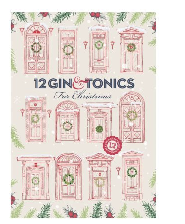 Gin and tonic advent calendar