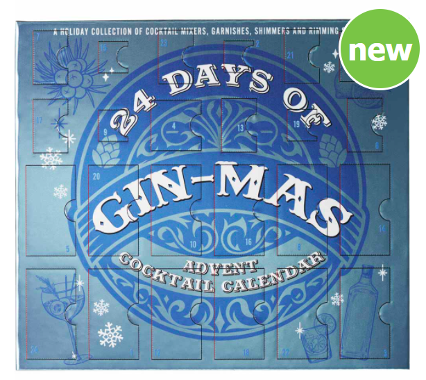 Gin lovers advent calendar