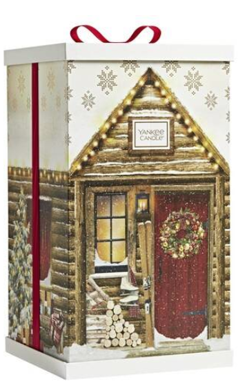 Large Yankee Candle advent calendar