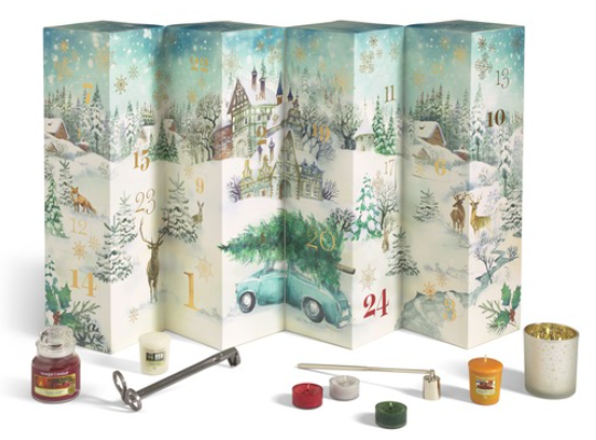 Yankee candle large advent calendar