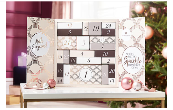 Glossy box advent calendar