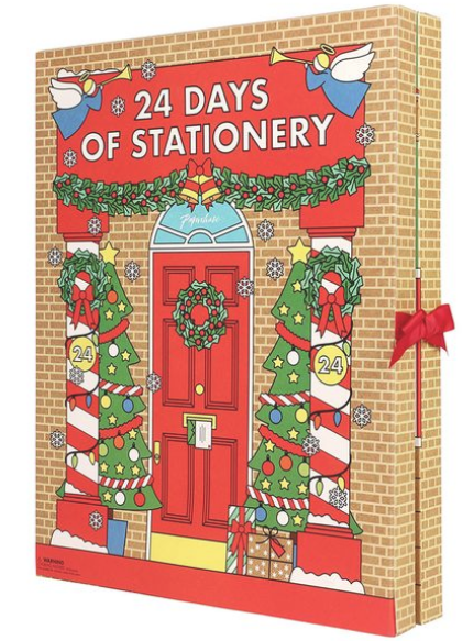 Paperchase advent calendar
