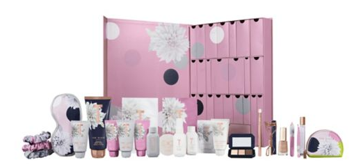 Ted Baker advent calendar