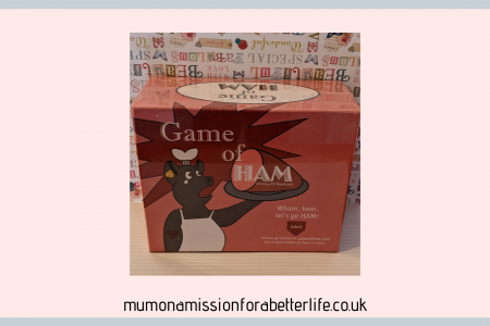 Game of ham box