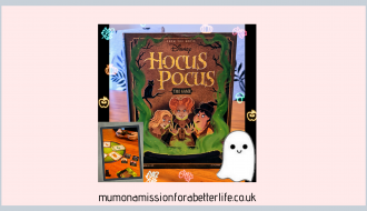 Hocus Pocus board game box